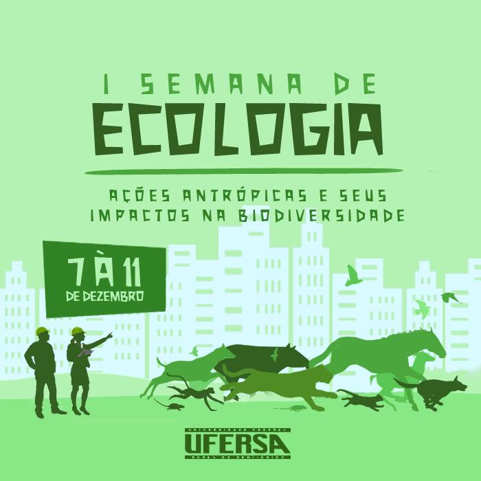 I Semana de Ecologia